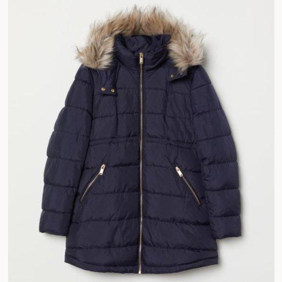 H&M Mama Padded Maternity Jacket